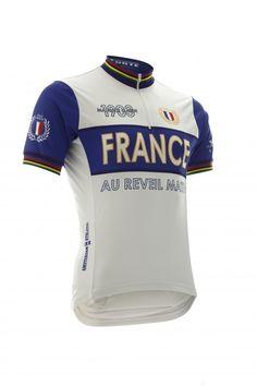 Forte_Shirt_France_Front