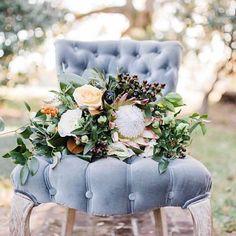 Pretty Petals designed by @stephaniegibbsevents | Charleston SC | Explore Charleston