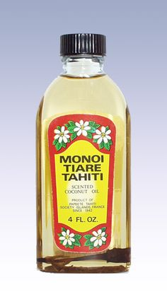 Check out the deal on Monoi Tiare Tahiti 4 oz. at MailOrderHawaii.com