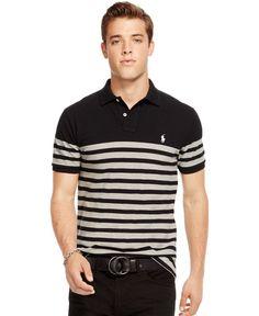 Polo Ralph Lauren Striped Polo Shirt