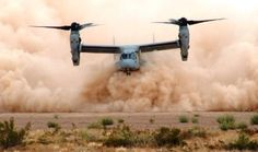 The V22 Osprey. Fuck knows how it flies but fly it does.... most of the time.