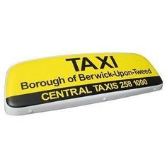 """24"""" Streamline Taxi Roof Sign"""