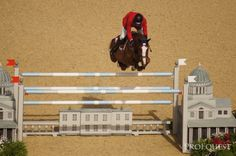 Unbelievable. Rich Fellers and Flexible take flight for the USA | ProEquest