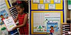 Inside a Bilingual Kindergarten Classroom
