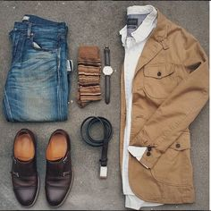 the latest trends in mens fashion and mens clothing styles Fashion Moda, Look Fashion, Autumn Fashion, Mens Fashion, Fashion Menswear, Mode Masculine, Casual Wear, Casual Outfits, Men Casual