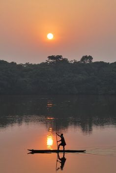 African Sunset  on FURKL.COM   - Explore the World with Travel Nerd Nici, one Country at a Time. http://TravelNerdNici.com