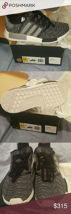 Men's adidas NMD Original Brand new in box.  Never worn. NMD R1 Glitch Adidas Shoes Athletic Shoes