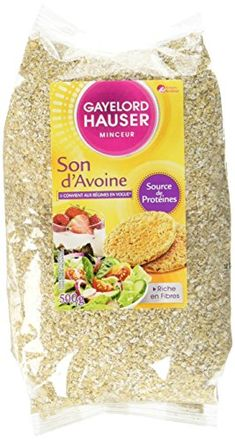 Gayelord Hauser Minceur Son d'Avoine 500 g - Lot de 3 #Gayelord #Hauser #Minceur #d'Avoine