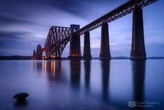 Photograph Forth Rail Bridge by David Queenan on 500px