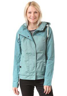 RAGWEAR Ewok B - Jacke für Damen - Grün - Planet Sports