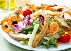 A high protein low carb diet is a good choice for those who want to reduce weight. That diets help prevent you from being affected by cancer and diabetes. Low Carb Food List, Low Carb Diet Plan, Low Carb Recipes, Healthy Recipes, Healthy Tips, Salad Recipes, Healthy Food, Dieta Low, High Protein Low Carb