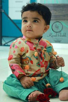 Omgg  Cuteness overloaded Baby Boy Dress, Baby Boy Outfits, Kids Outfits, Kids Indian Wear, Kids Ethnic Wear, Kids Kurta, Kids Wear Boys, Kids Dress Wear, Cool Baby Clothes