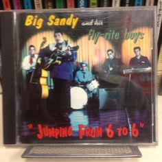 Big Sandy and the Fly-Rite Boys - Jumping From 6 to 6