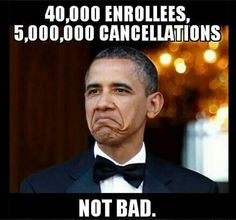 Cancelling Insurances So They Will Enroll In Obamacare...Nothing To See Behind The Curtain!