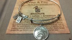 Brooklyn expandable bracelet by DeGrandpreJewelers on Etsy, $25.00