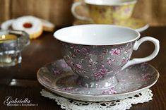 Gabriella kalandjai a konyhában :): A legomlósabb linzer Torte Cake, Baking Recipes, Tea Cups, Food And Drink, Tableware, Cupcake, Linz, Cooking Recipes, Dinnerware