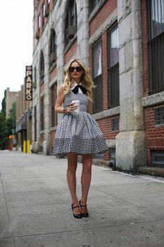Style War: Inspiración: Blair Eadie