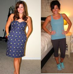 think {pretty} thoughts: skinny-fat Size 6 and....29% body fat? A year later 17% body fat.