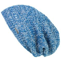 Mens Summer Slouchy Beanie made with lightweight yarn in loose open stitches. Perfect for your beanie style in warm weather.