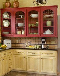 50+ Kitchen Cabinet Door Styles Custom Cabinetry_46