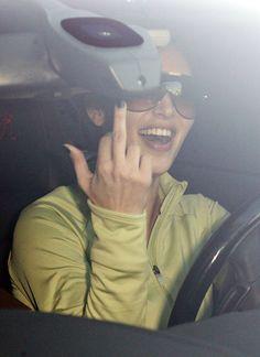 The Kim Kardashian   Middle Fingers - 43 Types (Pix) of Celebrity  --- http://www.buzzfeed.com/whitneyjefferson/celebrity-middle-fingers#3nohv8n  http://buzzfeed.com/whitneyjefferson/celebrity-middle-fingers  http://www.buzzfeed.com ---