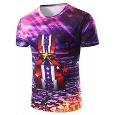 d730523ee18c Medal Printing Brand T Shirts High Quality Tops Tee Women Men Short Sleeve T -Shirt Novelty Casula T Shirts Clothes