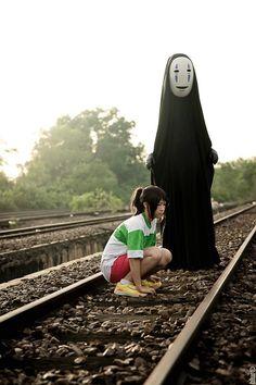 Chihiro & No Face