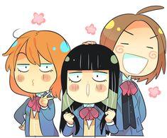 Sawako is my anime gf tbh Kimi Ni Todoke, Anime Chibi, Anime Manga, Anime Art, Beelzebub Anime, Sakura Mochi, Otaku, Gekkan Shoujo Nozaki Kun, Manga List