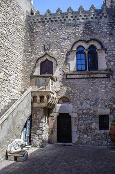 Palazzo Corvaja Taormina -Chris Taylor