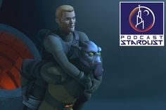 Podcast Stardust #248: Rebels - The Honorable Ones - 0217 | Zeb and Agent Kallus end up stranded on a freezing moon and must put aside their past to work together to survive until a rescue arrives. Difficult Relationship, Ralph Mcquarrie, Death Star, Working Together, Clone Wars, For Stars, S Star, Live Action, Thought Provoking