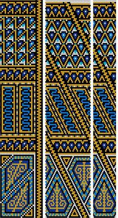 Bead crochet pattern PDF JBB tutorial Crochet rope scheme DIY necklace Jewelry…
