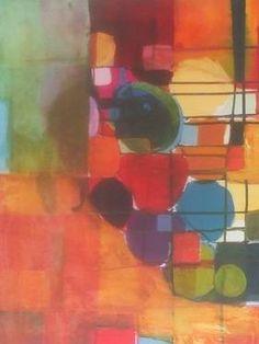 "Saatchi Art Artist Sarah Stokes; Painting, ""dark side of the swoon too"" #art"