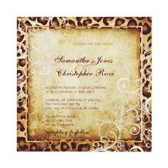 Possible Wedding Invitation?