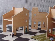 Children's Chair Modern House from Paloma's Nest. $228.00, via Etsy.