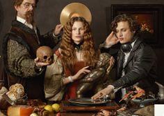 * Les Flamands osent ! (détail) campagne publicitaire 2014