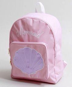Free Shipping 4 Colors Lolita Kawaii Seashell Backpack