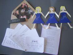 Will you be my maid of honor? :  wedding bridesmaids diy IMG 2166