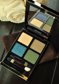 Tom Ford Eye Color Quad in Last Dance Tom Ford Beauty, Painted Ladies, Last Dance, Beauty Review, Woman Painting, Beauty Queens, Eye Color, Quad, Makeup Tips