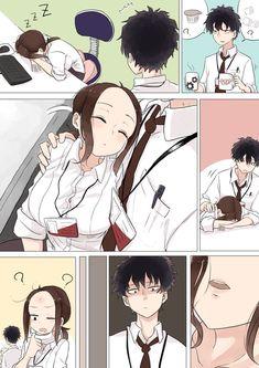 ルッチーフ (@ruch_f) さんの漫画 | 6作目 | ツイコミ(仮) Manga Characters, Cute Characters, Anime Comics, Kawaii Anime, Mini Comic, Cute Anime Couples, Anime Figures, Funny Comics, Doujinshi