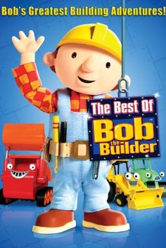 Bob the Builder: Best of Bob the Builder DVD Bob The Builder Party Box! bob the builder Neutral Blonde, Beige Blond, Shaggy Bob Hairstyles, Tina Belcher, Blonder Bob, Bob The Builder, Instant Video, Bobs Burgers, Electronic Toys