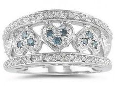 Hearts diamonds