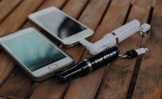 Aussie - Single AA Battery Phone Power Charger