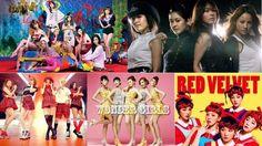 5 músicas de K-Pop de grupos femininos estão na lista '100 melhores músicas de grupos femininos de todos os tempos' da Billboard