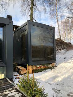 #nature #design #sauna Cabins, Aquarium, Nature, Design, Goldfish Bowl, Naturaleza, Aquarium Fish Tank, Aquarius