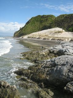 Mangawhai Heads, Northland, New Zealand.