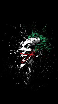 Joker Hd Wallpapers For Iphone 6 , image collections of wallpapers - Wallpaper Joker Comic, Le Joker Batman, Joker Art, Joker And Harley Quinn, Batman Wallpaper, Hd Wallpaper Für Iphone, Graffiti Wallpaper, Mobile Wallpaper, Emoji Wallpaper