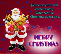 Animated Merry Christmas | Animated-Merry-Christmas-Glitter-images.gif