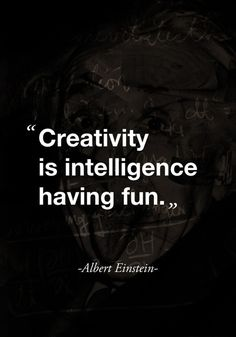 Albert Einstein Quote.