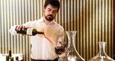 El vino: después de abrir la botella. - A La Carta