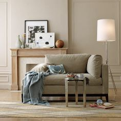 I want this to come home with me... http://www.westelm.com/products/blake-chaise-g547/?cm_src=AutoSchRel